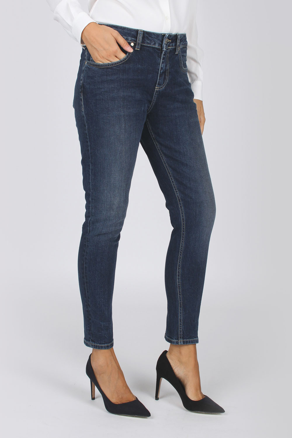 Jeans mid-blue